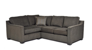 Mateo Sectional in Mystical Stone