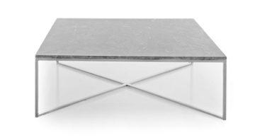 Boston Grey-White Marble Coffee - End Tables