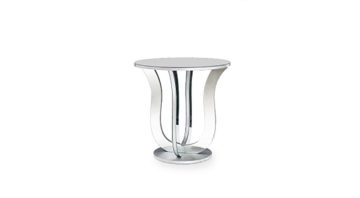 Caterina Mirrored Accent Table