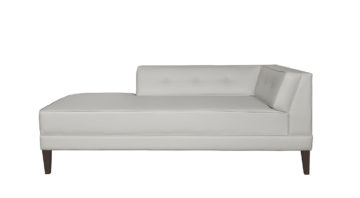 Ruby Chaise - White  1090 x 600