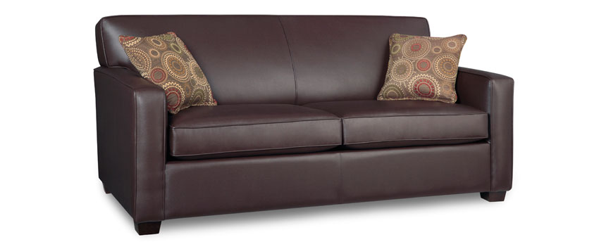 simon leather sofa bed sofa so good