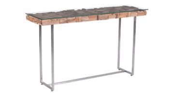 100259-1 Collage Console Table