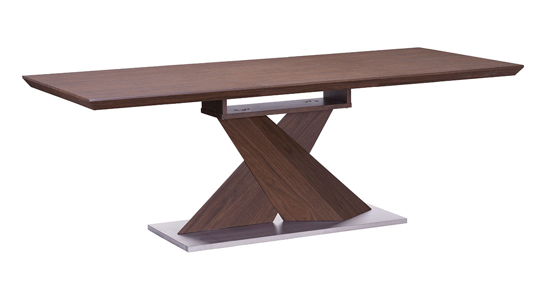 ... : Home / Furniture / Dining Tables / Jacques Extension Dining Table Z