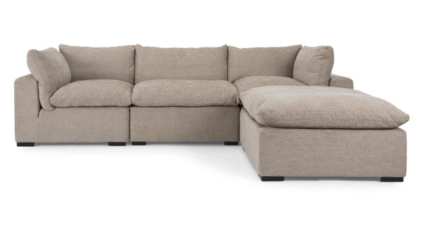 are here home custom upholstery in vancouver bc mod sectional