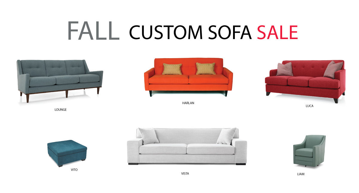 Custom Furniture Vancouver Bc Sofa So Good