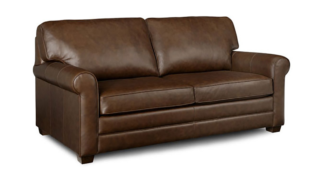 leather sofa bed. Wonderful Bed Carmen Leather Sofa Bed Intended E