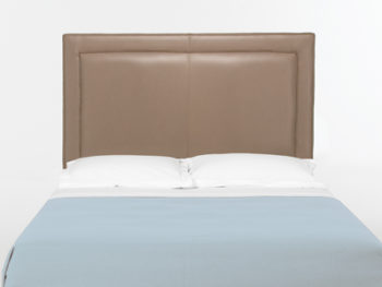 Leather Upholstered Beds